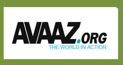 copyslide.Avaaz.logo